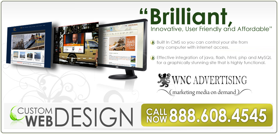Asheville Web Design